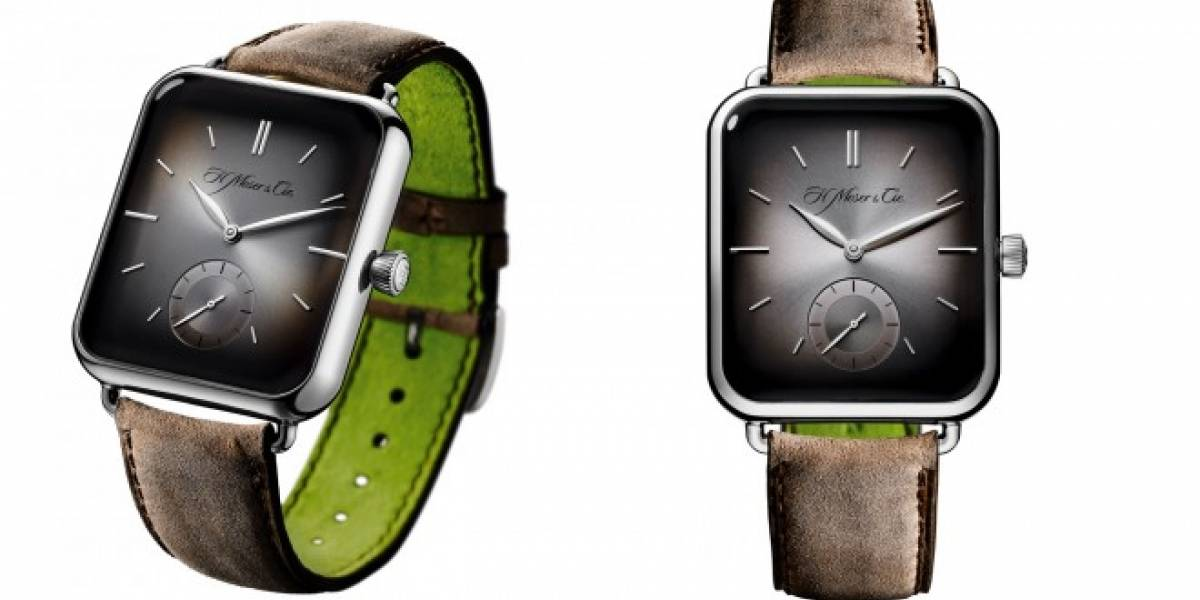 Este clon del Apple Watch se mofa de los relojes inteligentes