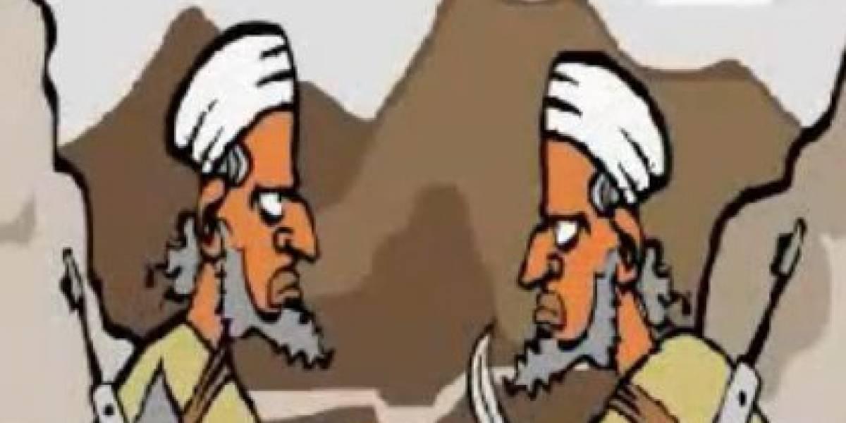 Cómo Bin Laden se las arregló para enviar emails