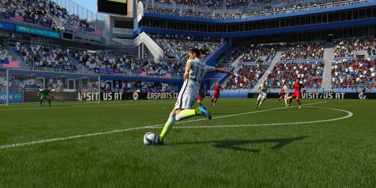 FIFA 16 A Primera Vista