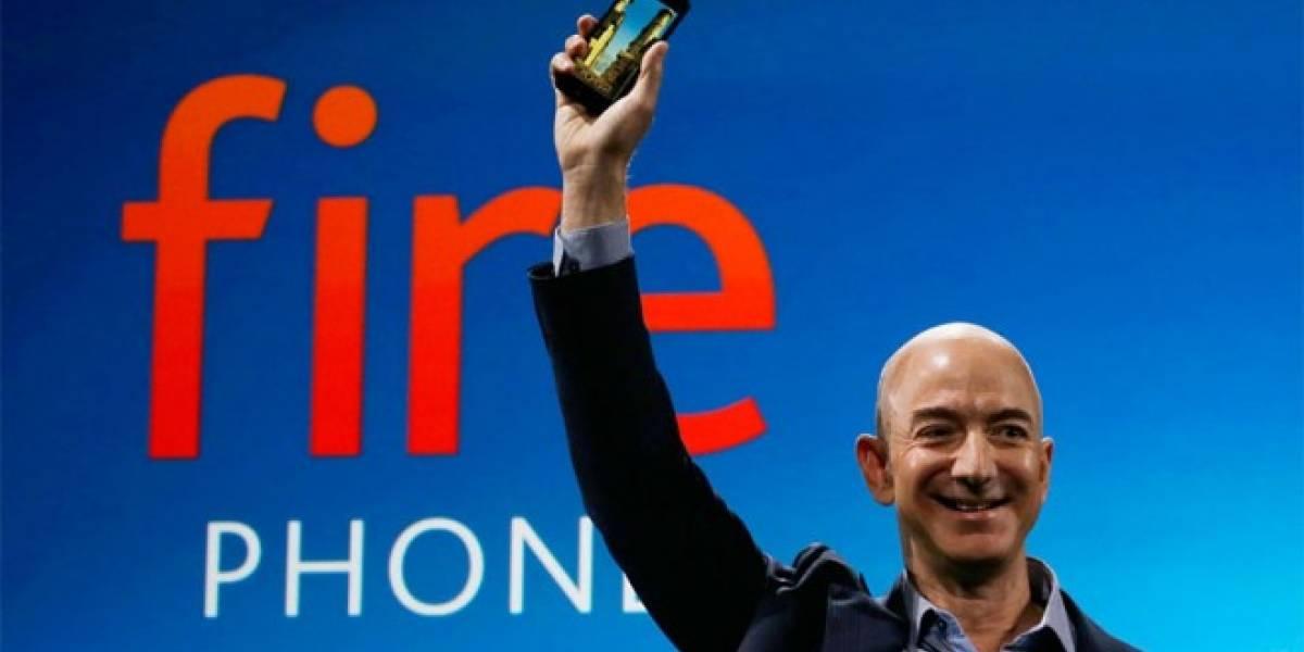 Amazon dejará de fabricar teléfonos (al menos por ahora)