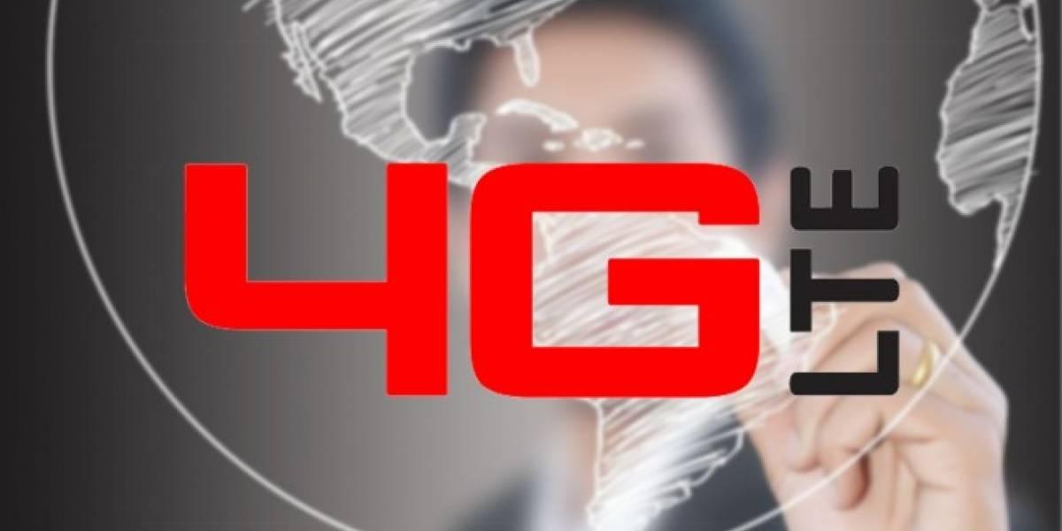 América Latina tiene el 2,4% de conexiones 4G LTE de todo el mundo