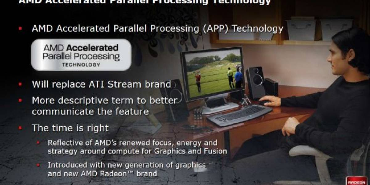 AMD lanza Accelerated Parallel Processing SDK 2.4