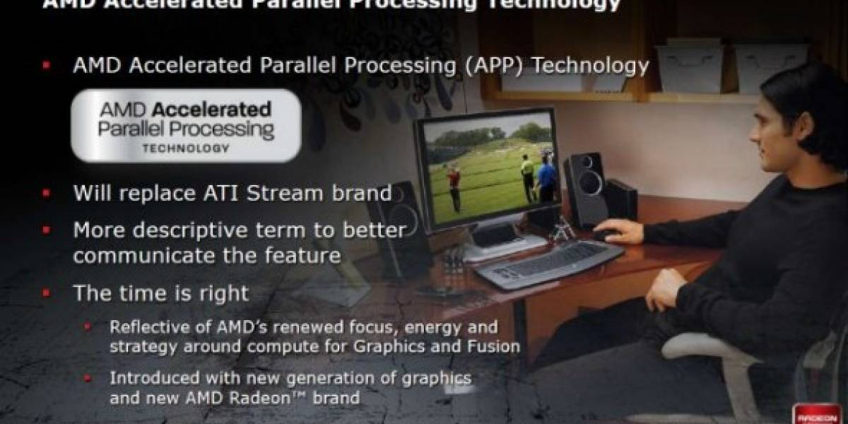 AMD anuncia Accelerated Parallel Processing SDK 2.5