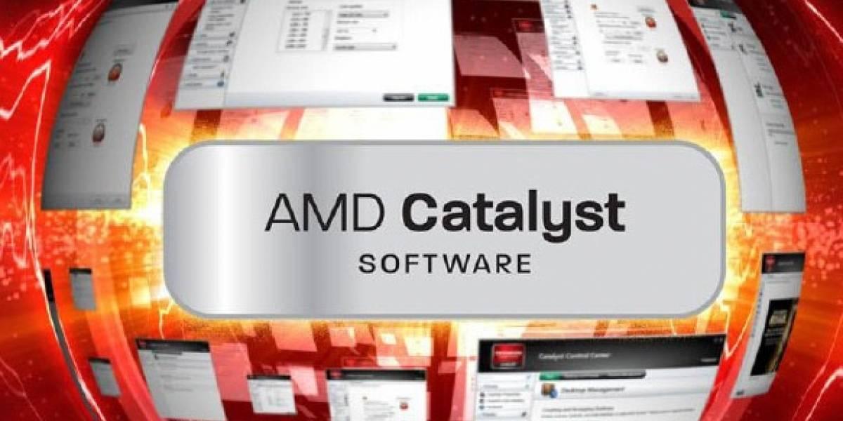 Controladores AMD Catalyst 11.6 WHQL a prueba