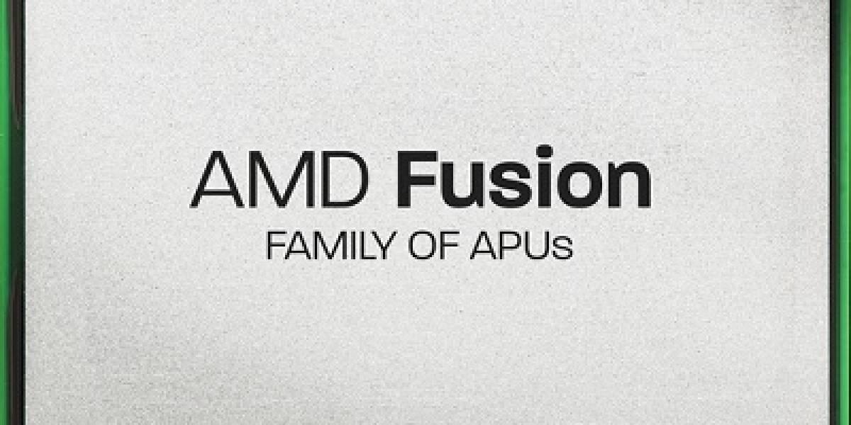 Más de AMD: Estos serían los primeros Fusion para escritorio