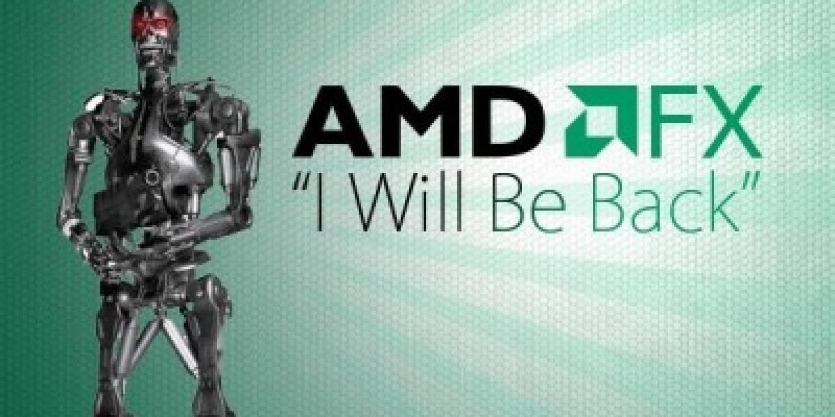 AMD: Bulldozer será 50% más rápido que Nehalem