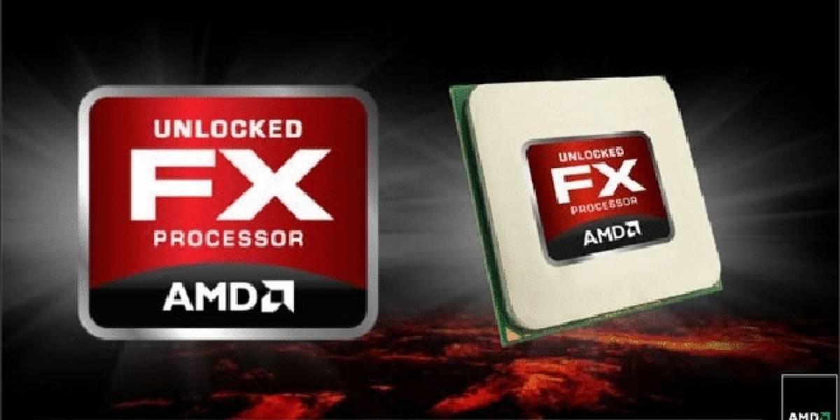 Microprocesador AMD FX-4200 en pre-venta