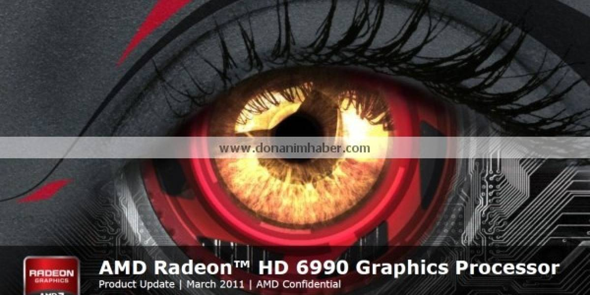 AMD Radeon HD 6990: Detalles completos