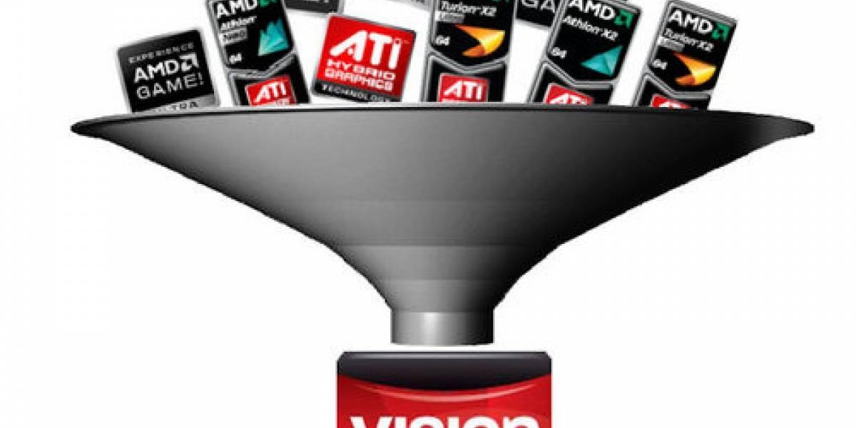 AMD eliminará las marcas Turion, Sempron, Athlon y Phenom
