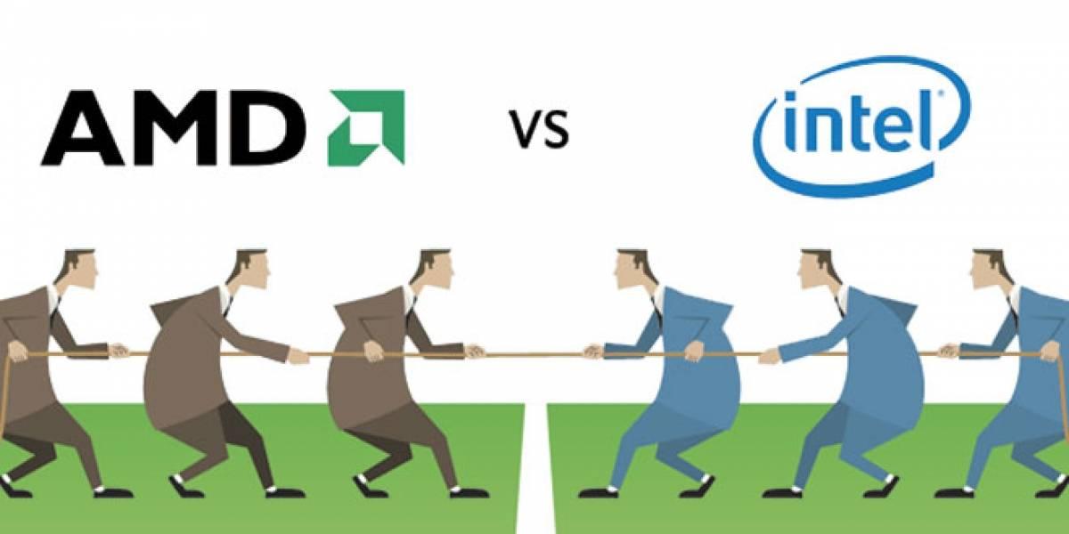 Trinity supera a los gráficos Intel HD 4000 en juegos