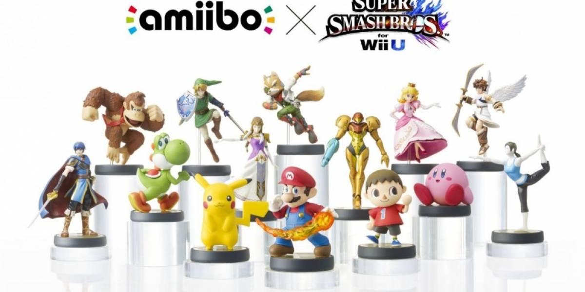 Nintendo revela los precios de la primera oleada de figuras Amiibo
