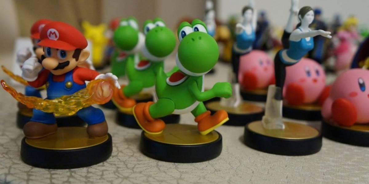 Nintendo se disculpa por la escasez de figuras Amiibo