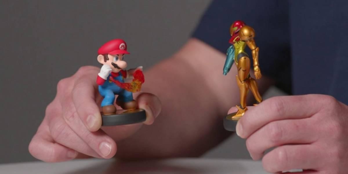 Amiibo es todo un éxito para Nintendo