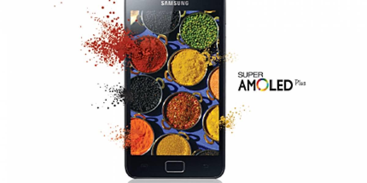 Samsung abre nueva linea de producción para pantallas AMOLED