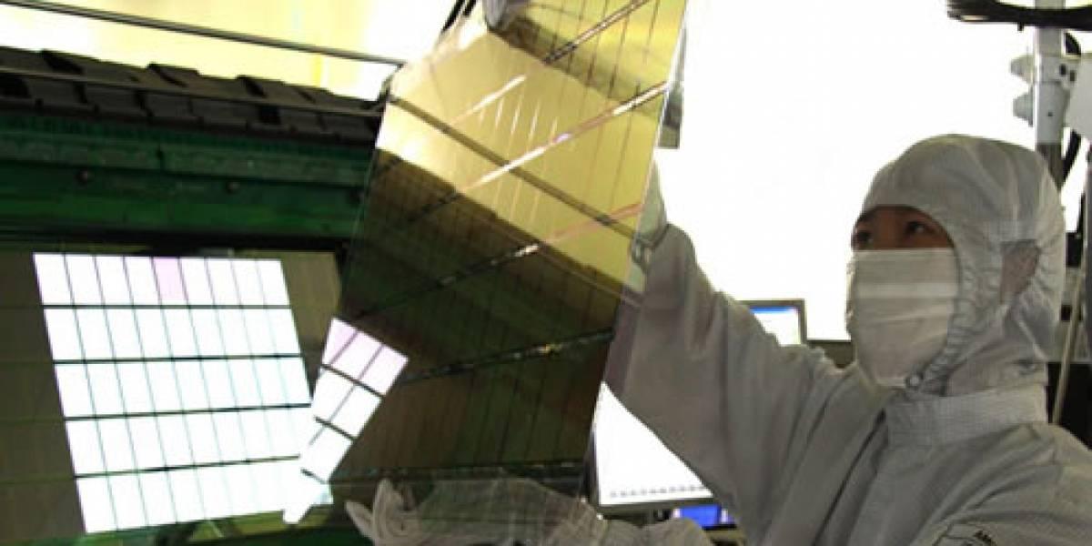 Samsung crea pantalla Super AMOLED de 7 pulgadas