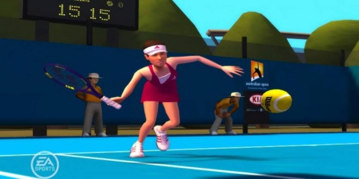 [NB Labs] EA SPORTS Grand Slam Tennis a primera vista