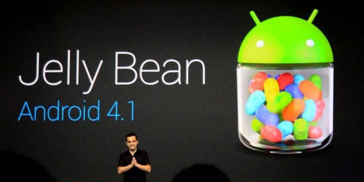 Los SoC con Intel Atom soportarán Android 4.1