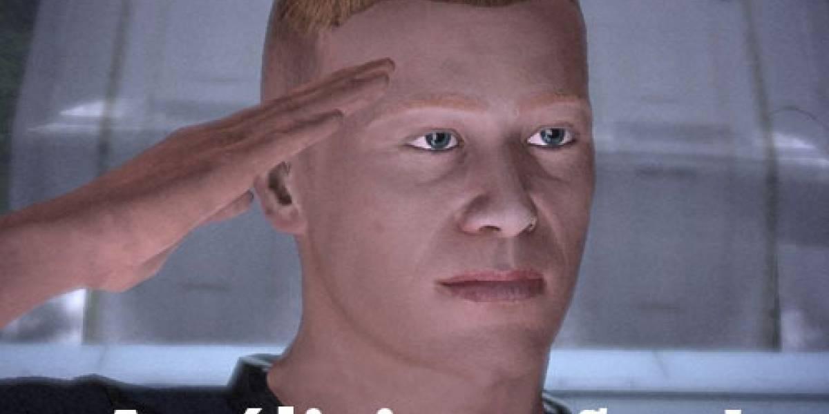 [Labs] Mass Effect