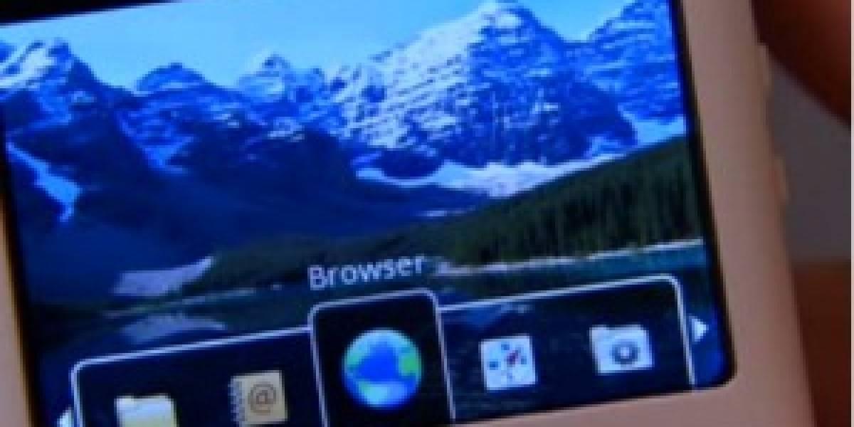 Android en acción: ¿3D? ¿Un dock? ¿En mi celular?