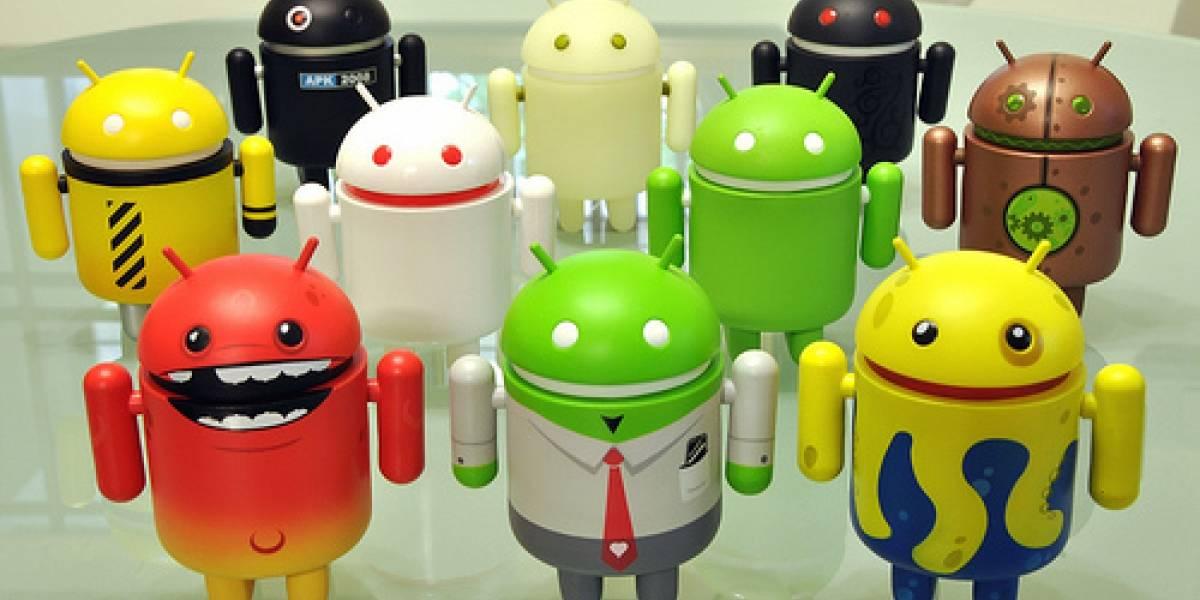 Android se dispara hasta las 300.000 activaciones diarias