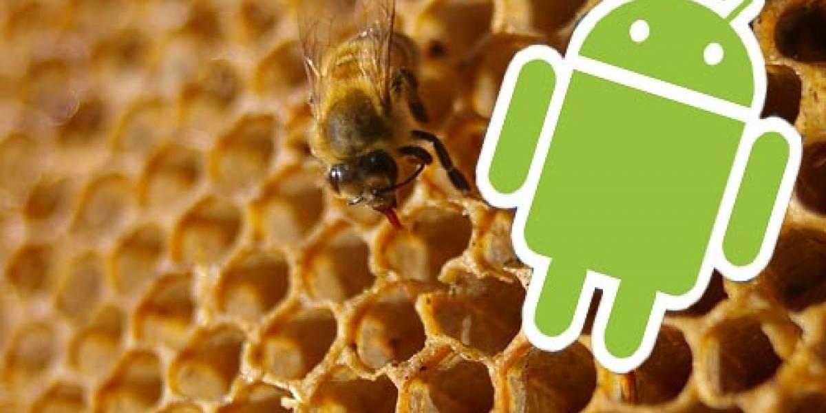 Futurología: Android Honeycomb estará lleno de miel en marzo