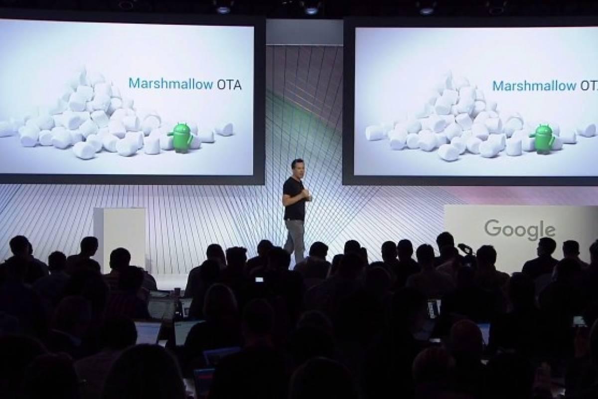 Android 6.0 Marshmallow estará disponible a principios de octubre