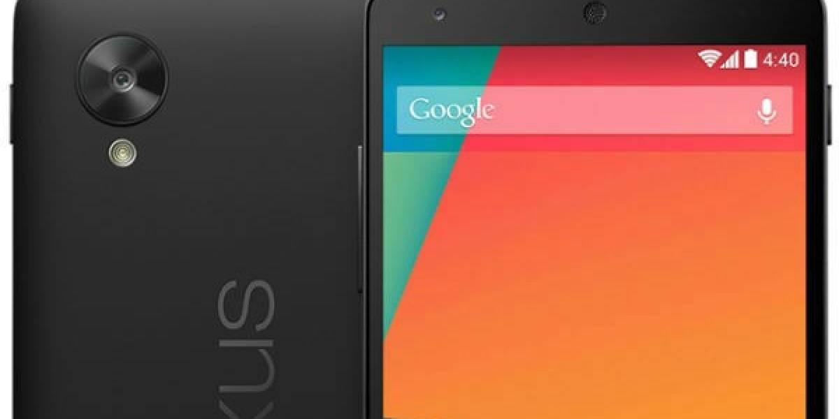 Los Nexus 5 ya comienzan a recibir la actualización a Android 6.0 Marshmallow
