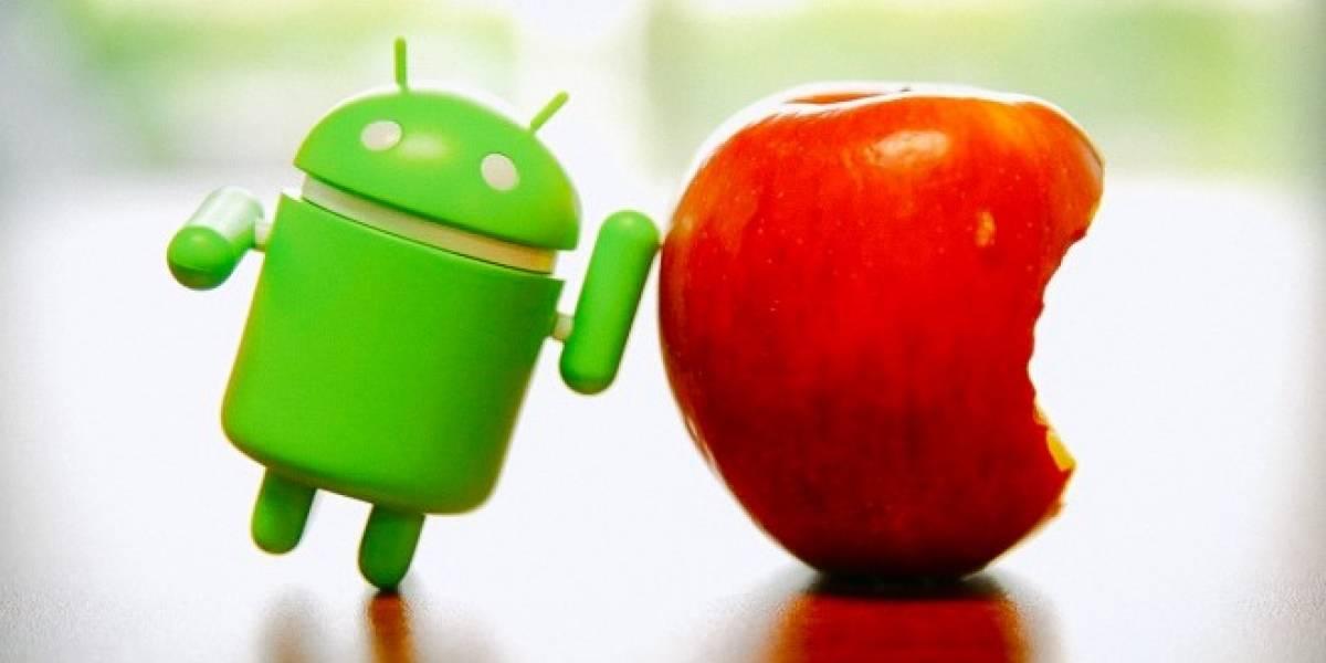 Apple busca desarrollar más aplicaciones para Android