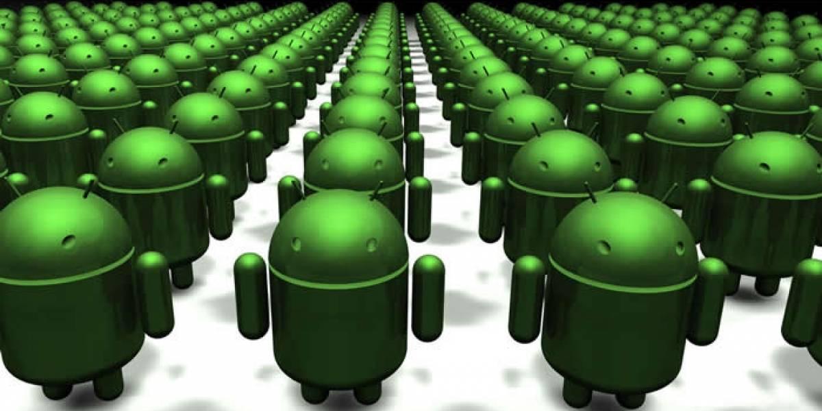 Android sigue incrementando su ejército y se alista para dominar el mercado