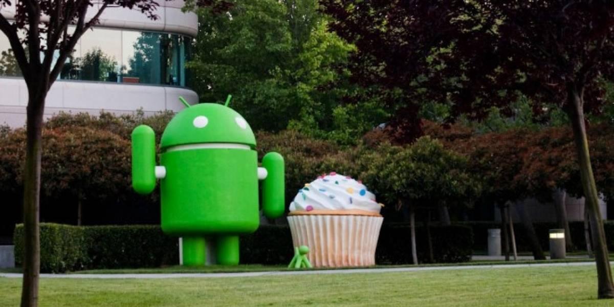 Android cumple ocho años de haber sido anunciado