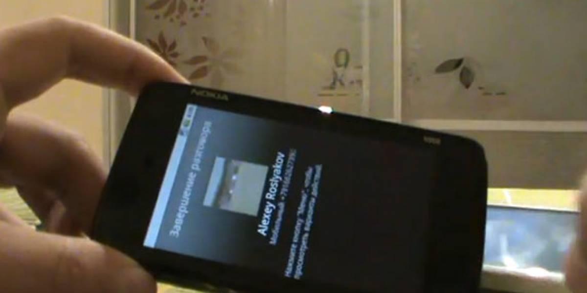 Video: Ahora si se puede llamar desde un Nokia N900 con Android