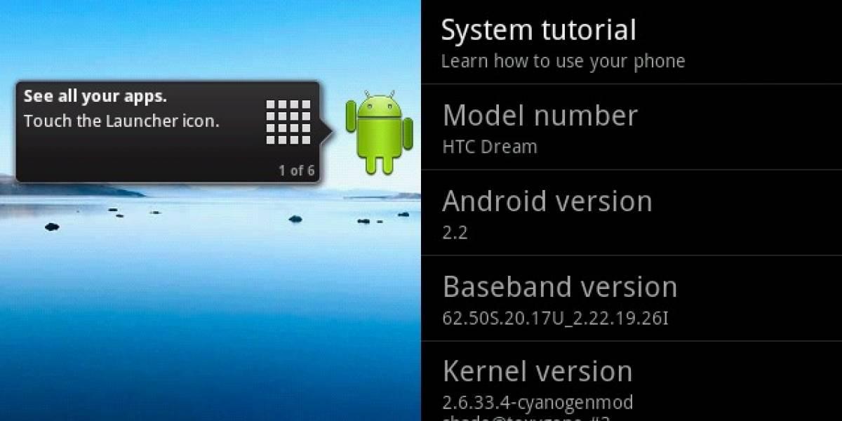 Froyo llegará al Xperia X10 en el segundo trimestre de 2011