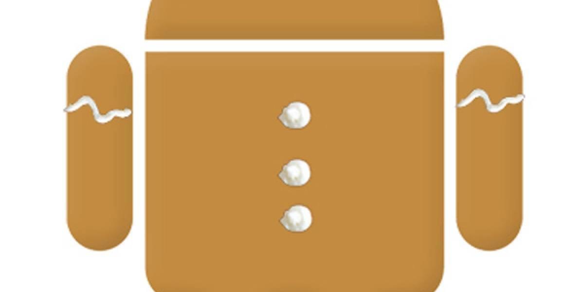 Salen del horno nuevos detalles de Android Gingerbread