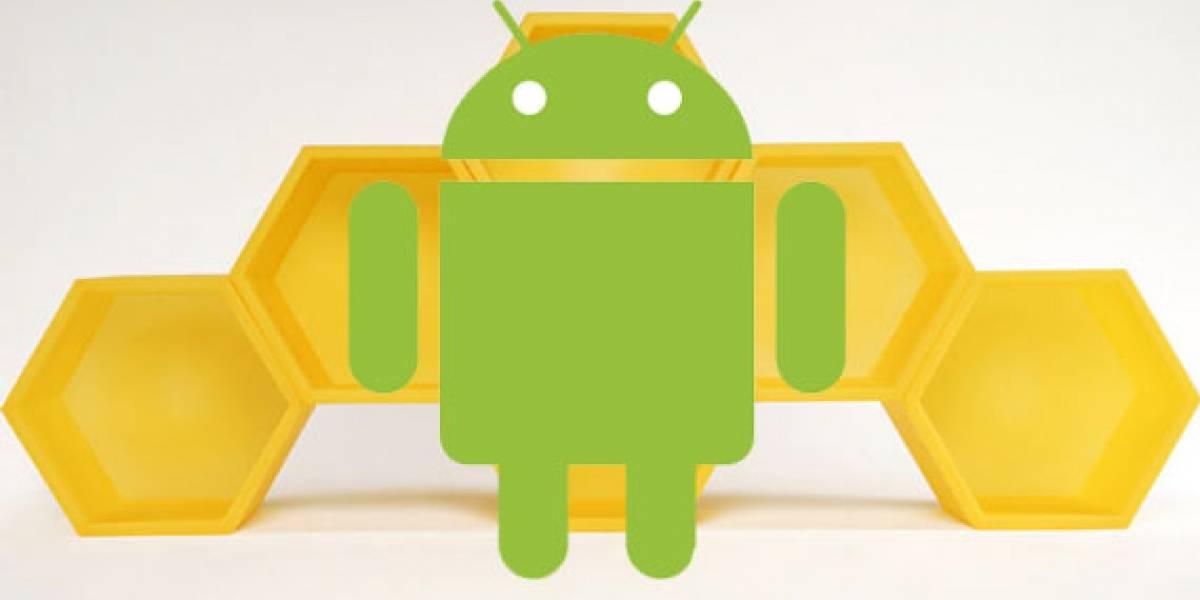 Futurología: Luego de Android Gingerbread, llegará la versión Honeycomb