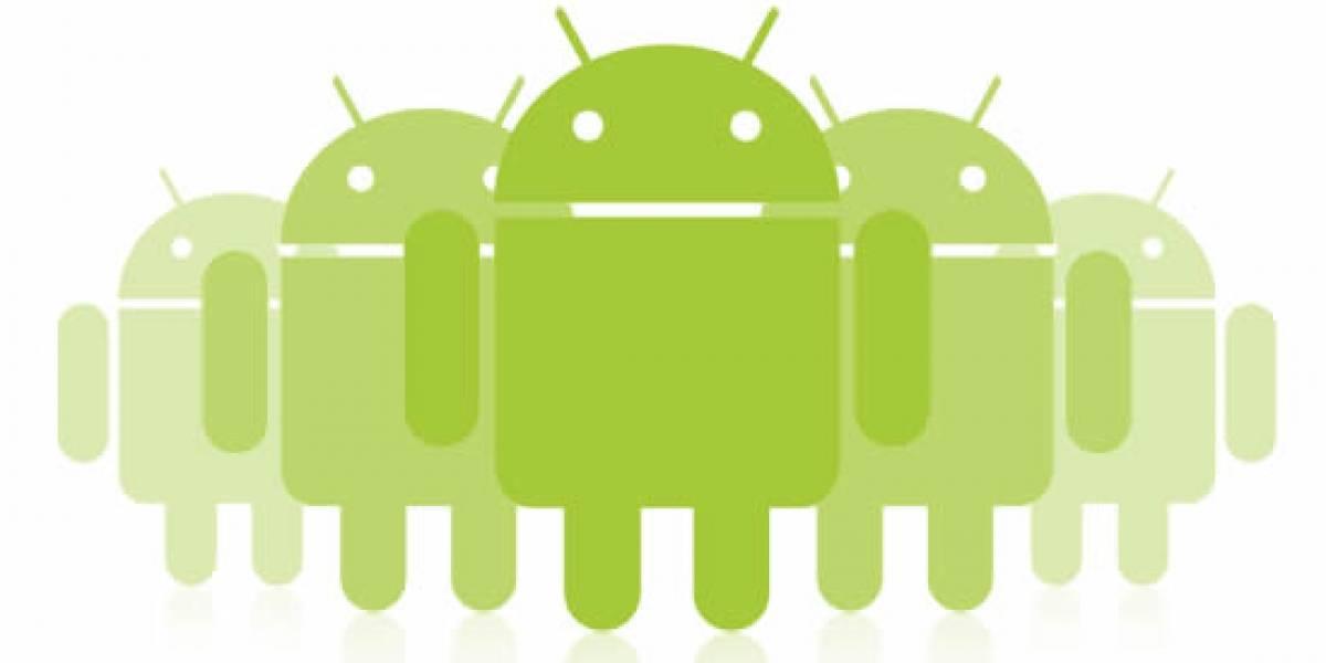 Estudio: Teléfonos con Android siguen quitándole participación al iPhone