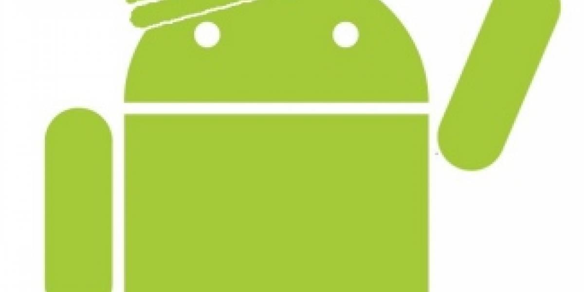 Android sobrepasa a Blackberry en participación mundial