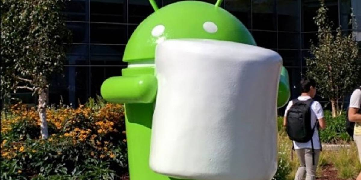 Es oficial: Android M se llamará Android Marshmallow