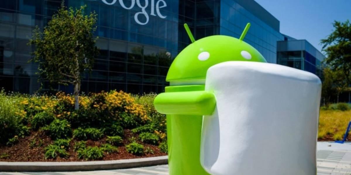 Android 6.0 Marshmallow se lanzará el 5 de octubre