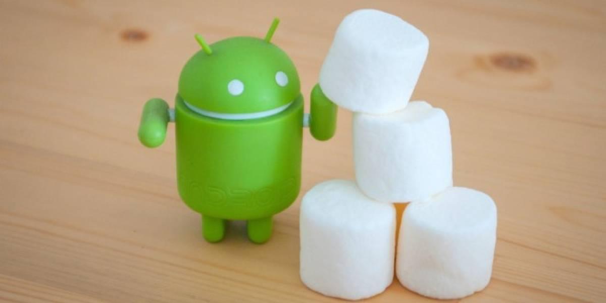 Google pide a fabricantes no ignorar función Doze en Android 6.0 Marshmallow