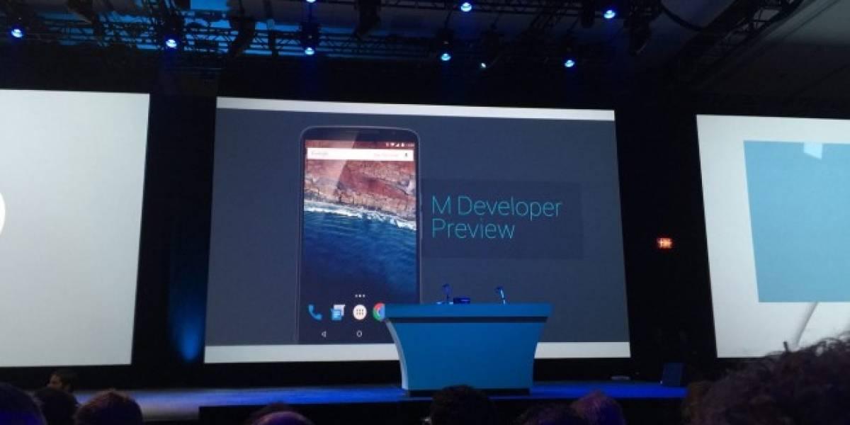Imagen muestra que Android M sería la versión 5.2, no la 6.0