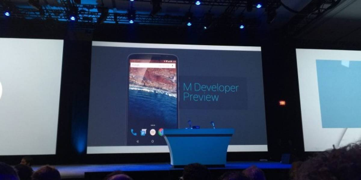 Google anuncia Android M Developer Preview #io15