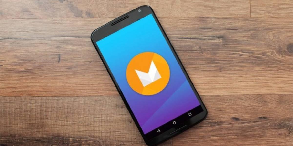 Android M realizará copias de seguridad de tus aplicaciones en Google Drive