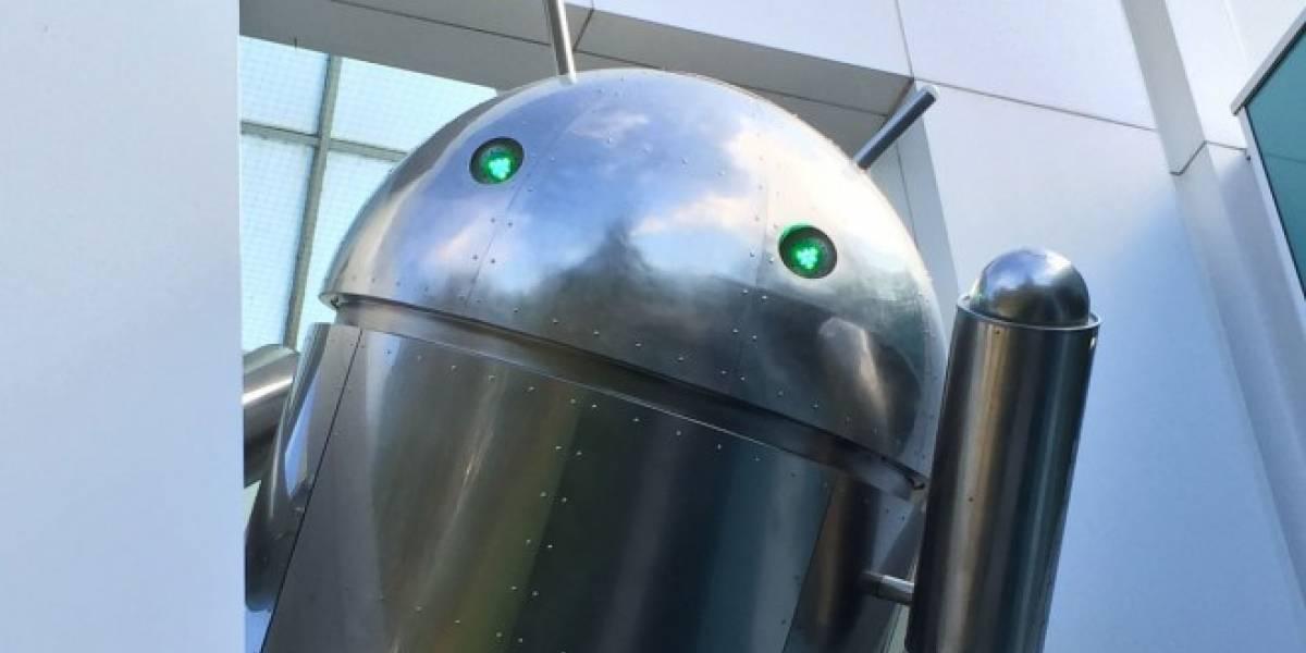 Así sería el nuevo menú de Configuración de Android N