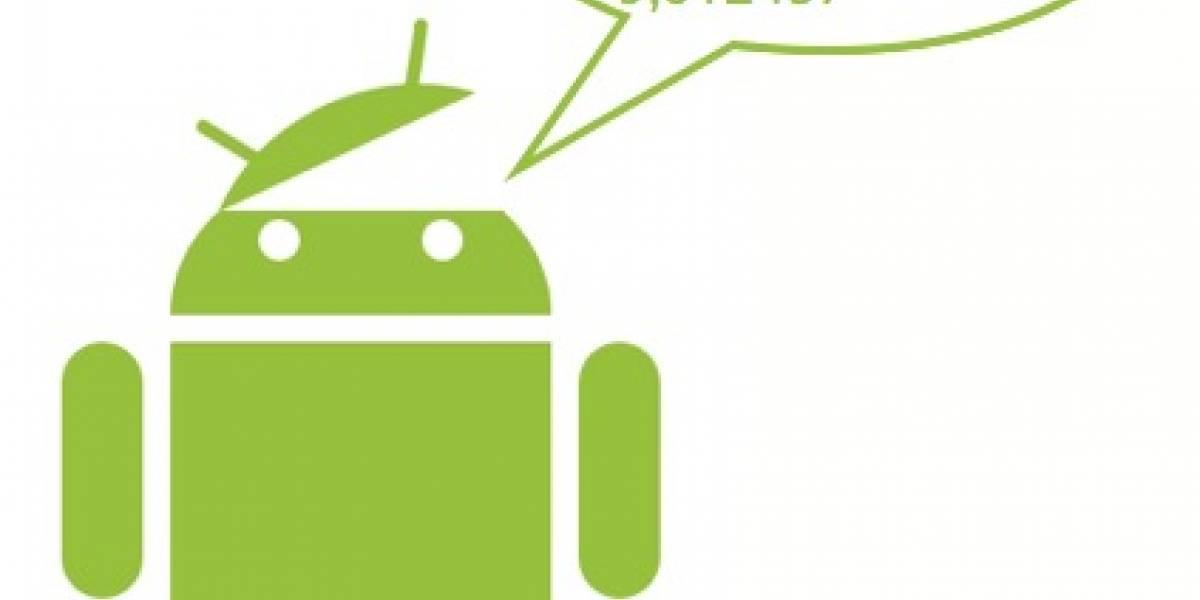 Android reconoce tu voz y contesta tus preguntas