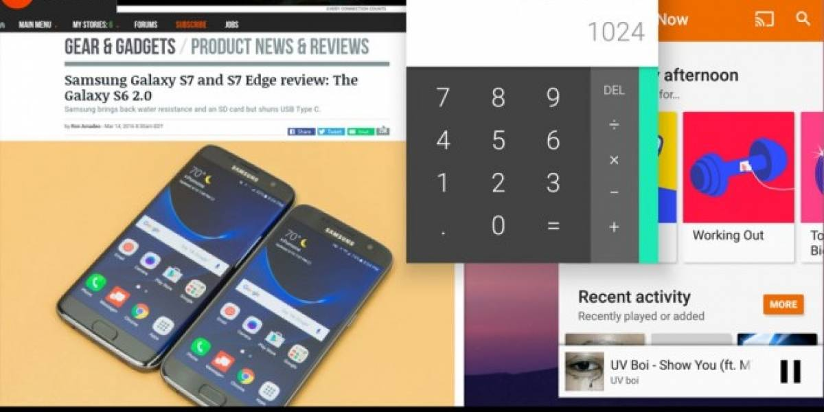 Android N aspira a convertirse en un sistema operativo de escritorio