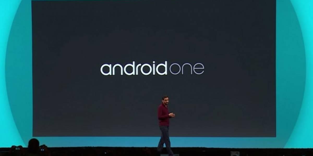 Llega el primer Android One a Europa