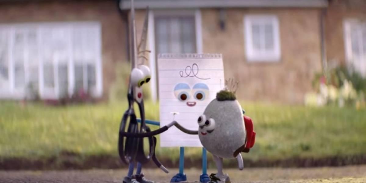 Este es el comercial de Android que se mostró en los Oscars