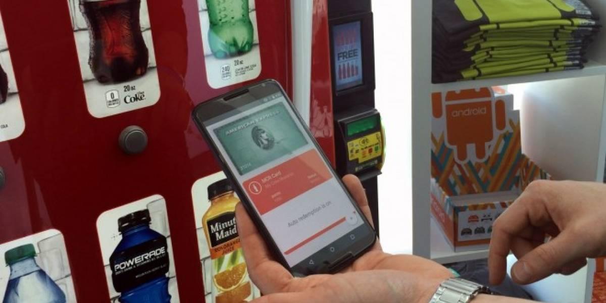 Así funciona Android Pay #io15