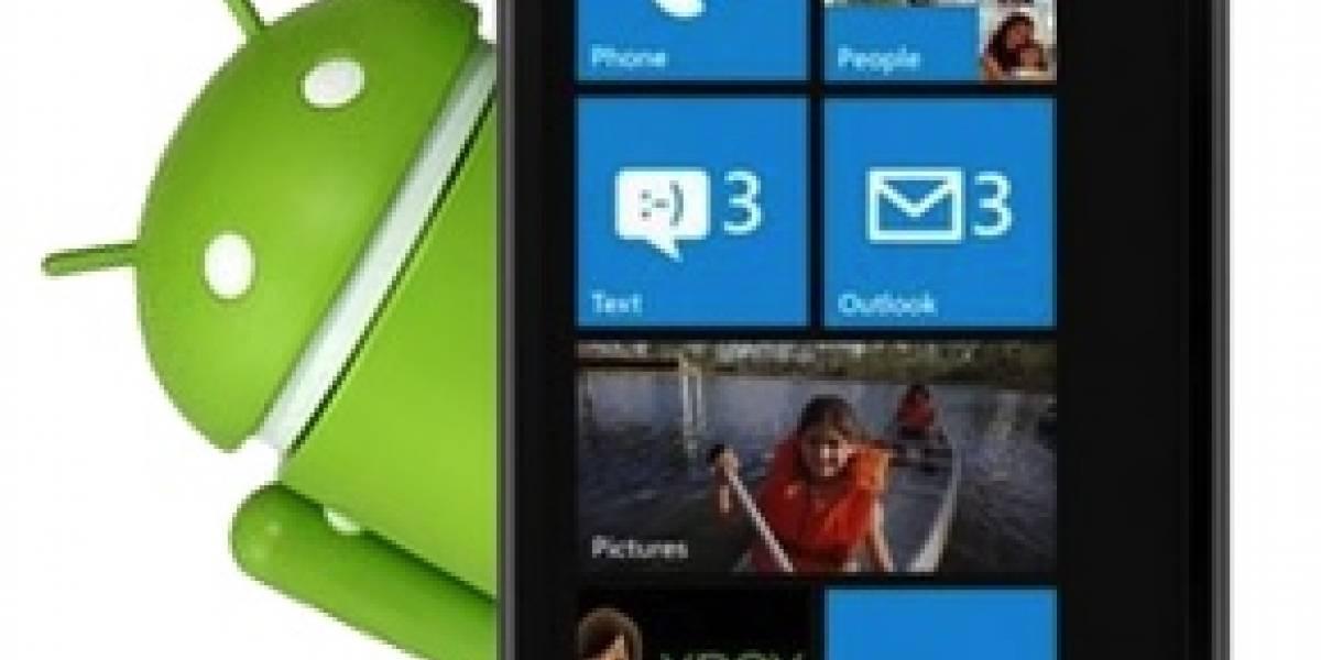 Microsoft quiere las apps de Android en Windows Phone
