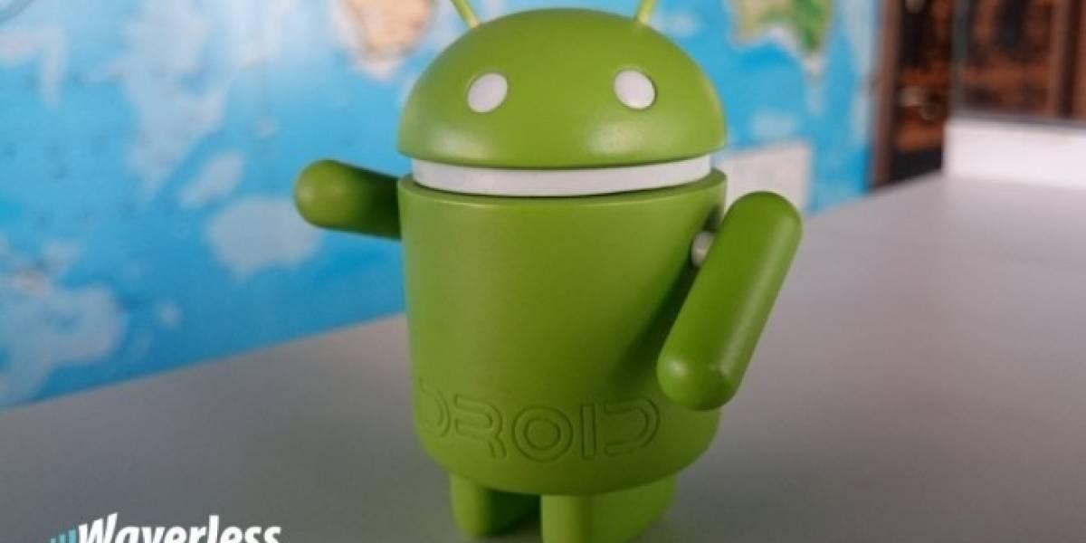 Android Lollipop superó el 10% de la cuota en el mes de mayo
